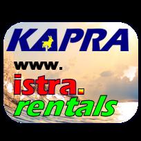 KAPRA Istra Rentals