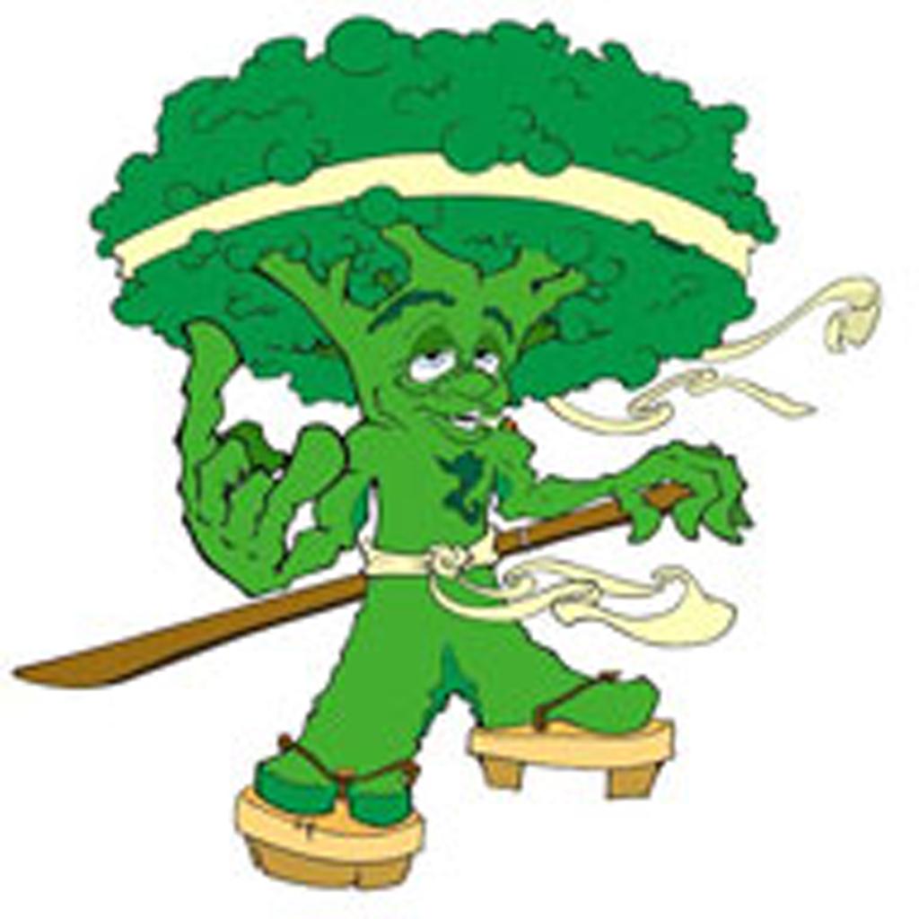 Broccoli Samurai