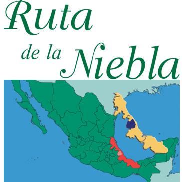 Mapa Región Xalapa