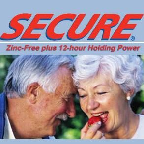 Secure Denture